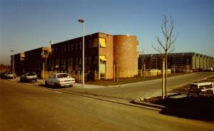 Technologiezentrum Dortmund Gebäude I